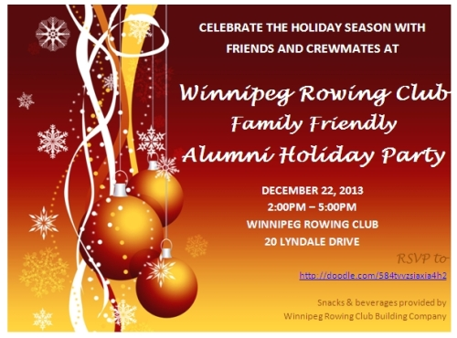 WRC Alumni Holiday Party