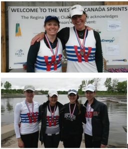 Top - Masters Women's 2x Bottom - Lightweight Women's 4x