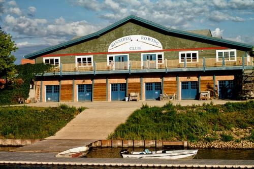 WRC Club House