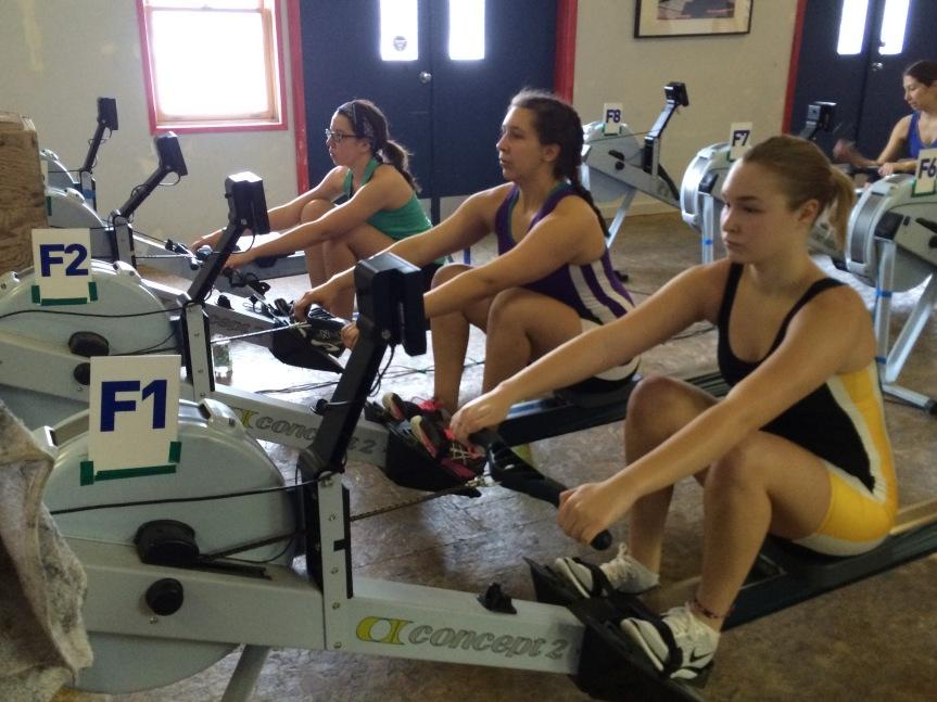 Winnipeg Indoor RowingChampionships