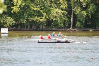 USRowing Masters W 2x